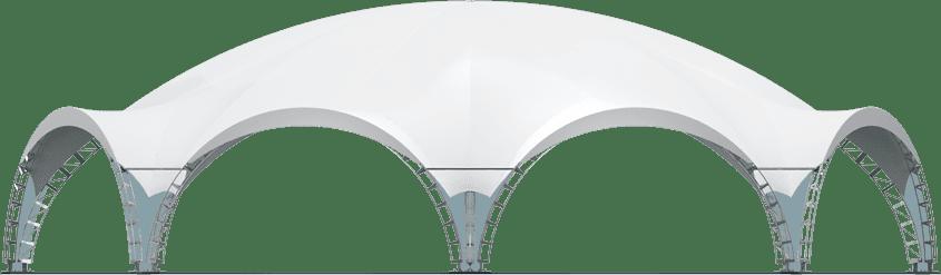Конструкция ArcoTenso Octagonal