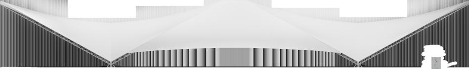Модель Membrane Double 864м2