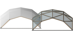 Преимущества модели EcoChalet